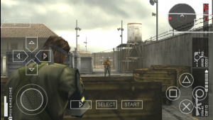 metal gear solid peace walker ppsspp
